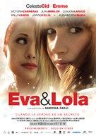 Eva y Lola - Argentinian Movie Poster (xs thumbnail)