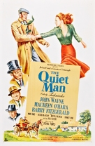 The Quiet Man - Movie Poster (xs thumbnail)