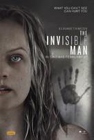 The Invisible Man - Australian Movie Poster (xs thumbnail)