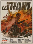 The Train - French Movie Poster (xs thumbnail)