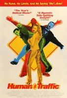 Human Traffic - Irish Movie Poster (xs thumbnail)