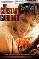 The Constant Gardener - French DVD cover (xs thumbnail)