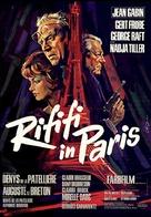 Du rififi à Paname - German Movie Poster (xs thumbnail)