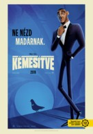 Spies in Disguise - Hungarian Movie Poster (xs thumbnail)