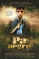 Pa negre - Spanish Movie Poster (xs thumbnail)