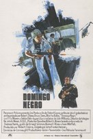 Black Sunday - Spanish Movie Poster (xs thumbnail)