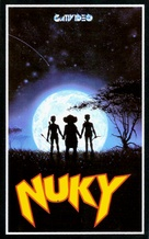Nukie - Argentinian VHS movie cover (xs thumbnail)