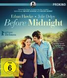 Before Midnight - German Blu-Ray movie cover (xs thumbnail)