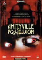 Amityville II: The Possession - Italian DVD cover (xs thumbnail)