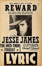 Jesse James - Movie Poster (xs thumbnail)