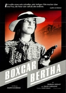 Boxcar Bertha - German Movie Poster (xs thumbnail)