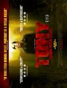 Tony - British Movie Poster (xs thumbnail)
