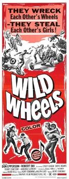 Wild Wheels - Movie Poster (xs thumbnail)