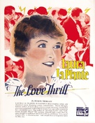 The Love Thrill - poster (xs thumbnail)