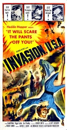 Invasion USA - Theatrical poster (xs thumbnail)