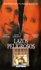 The Tie That Binds - Argentinian VHS movie cover (xs thumbnail)
