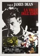 East of Eden - Italian Movie Poster (xs thumbnail)