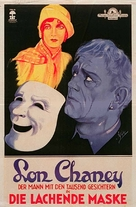 Laugh, Clown, Laugh - German Movie Poster (xs thumbnail)