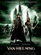 Van Helsing - French Movie Poster (xs thumbnail)