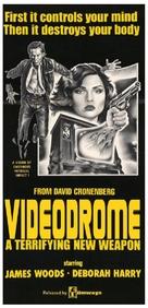 Videodrome - Canadian Movie Poster (xs thumbnail)