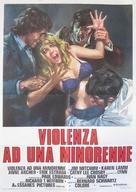 Trackdown - Italian Movie Poster (xs thumbnail)