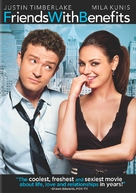 Friends with Benefits - Movie Cover (xs thumbnail)
