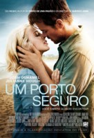 Safe Haven - Brazilian Movie Poster (xs thumbnail)