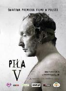Saw V - Polish Movie Poster (xs thumbnail)