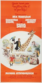 Doctor Dolittle - Movie Poster (xs thumbnail)