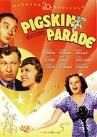 Pigskin Parade - DVD cover (xs thumbnail)