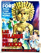 Plunder of the Sun - Belgian Movie Poster (xs thumbnail)