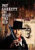 Pat Garrett & Billy the Kid - DVD cover (xs thumbnail)