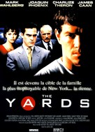 The Yards - French Movie Poster (xs thumbnail)