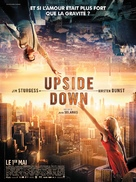 Upside Down - French Movie Poster (xs thumbnail)