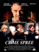 Crime Spree - Movie Poster (xs thumbnail)