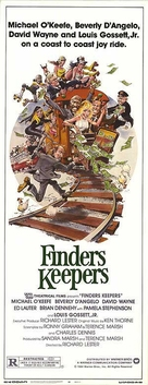 Finders Keepers - Movie Poster (xs thumbnail)