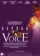 Little Voice - German Movie Poster (xs thumbnail)
