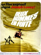 Figures in a Landscape - French Movie Poster (xs thumbnail)
