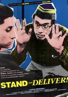 Stand and Deliver - German Movie Poster (xs thumbnail)