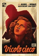 Blind Alley - Italian Movie Poster (xs thumbnail)