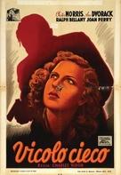 Blind Alley - Italian Movie Poster (xs thumbnail)