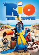 Rio - DVD movie cover (xs thumbnail)