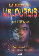 La noche de Walpurgis - Spanish Movie Cover (xs thumbnail)