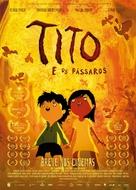 Tito e os Pássaros - Brazilian Movie Poster (xs thumbnail)