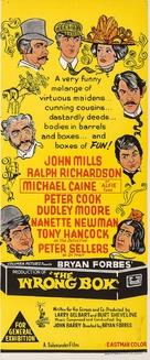 The Wrong Box - Australian Movie Poster (xs thumbnail)