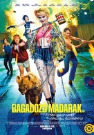 Birds of Prey (And the Fantabulous Emancipation of One Harley Quinn) - Hungarian Movie Poster (xs thumbnail)