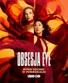 """""""Killing Eve"""" - Polish Movie Poster (xs thumbnail)"""