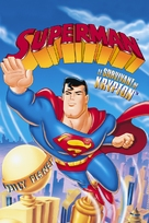 Superman: The Last Son of Krypton - French DVD cover (xs thumbnail)