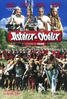 Astérix et Obélix contre César - Mexican DVD movie cover (xs thumbnail)