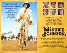 Mister Johnson - British Movie Poster (xs thumbnail)